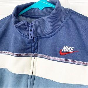 Nike Baby 18 Months Blue Track Jacket